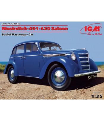 Москвич-401-420 седан, советский пассажирский автомобиль ICM 35479
