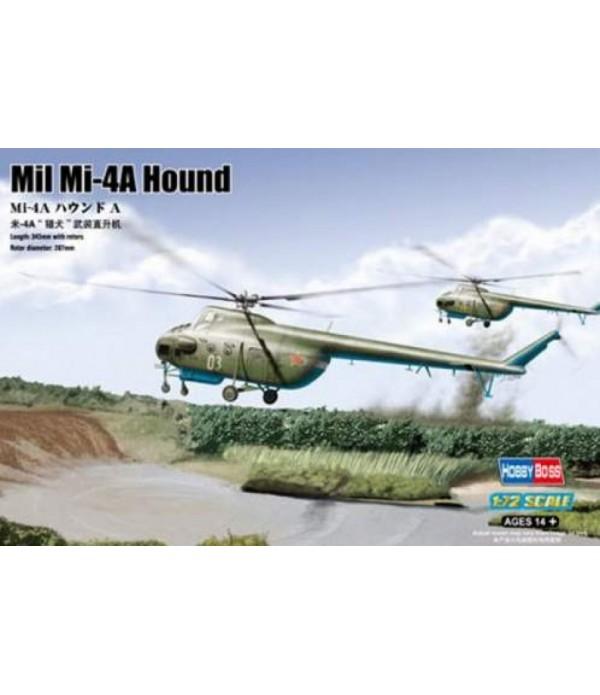 Вертолет Миль Ми-4А Hound A HOBBY BOSS 87226
