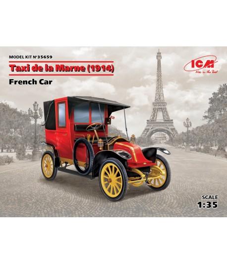 Марнское такси (1914 г.), Французский автомобиль ICM 35659