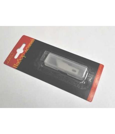 Набор лезвий к ножу, 0,6 х 6 х 38 мм, 6 шт./уп. JAS 4813