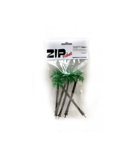 Королевская пальма 90 мм (5 штук) пластик ZIP-maket 70011
